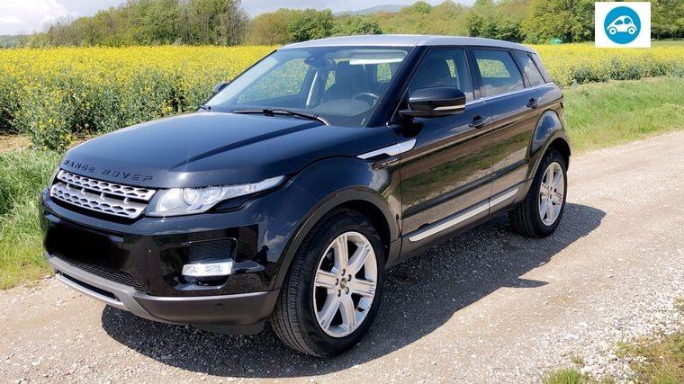 Land Rover Range Rover Evoque 2.2 Prestige