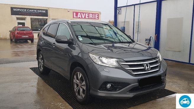 Honda Cr-v 2.2 I-DTEC Exclusive Navi 4WD