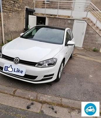 Volkswagen Golf 7 Cup 1.2 TSI