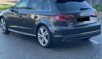 Audi A3 Sportback S Line 2.0TDI S-Tronic