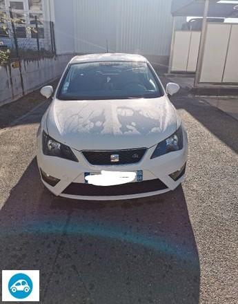 Seat Ibiza Fr 1.4 TSI 150 DSG 7