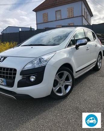 Peugeot 3008 Féline HDI