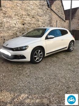 Volkswagen Sirocco 2.0 TDI Coupe