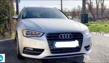 Audi A3 Sportback Ambition Luxe 2.0 TDI