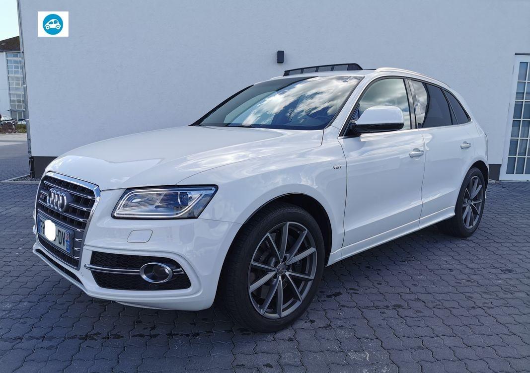 Audi SQ 5 V6 3.0 BI-TDI 313