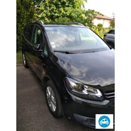 Volkswagen Touran 1.6TDI 140 FAP Life BlueMotion TECHNOLOGY Monospace