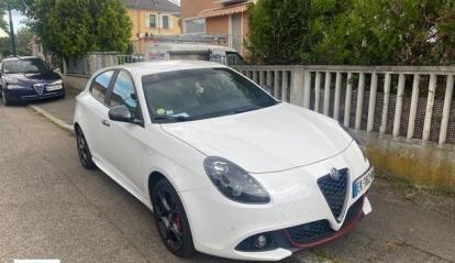 Alfa Romeo Giulietta Lusso 2.0 jTDM Lusso Stop&Start TCT berline
