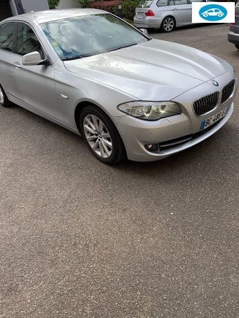 BMW Serie 5 520 D luxury