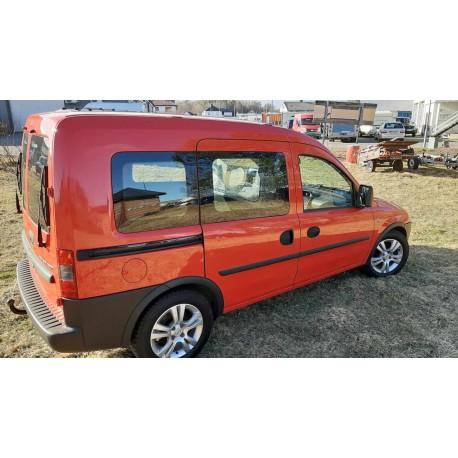 Opel Combo Diesel Automatique 2007 BORDEAUX