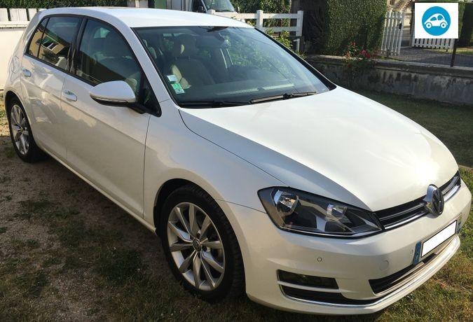 Volkswagen Golf 7 Carat 1.4 TSI