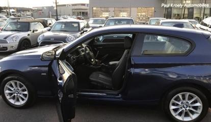 BMW Série 1 - 3 portes Diesel Manuelle 2017 Thionville