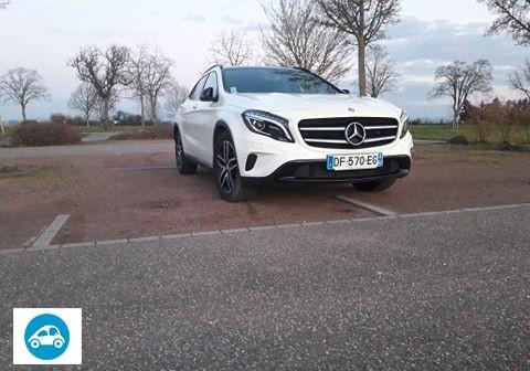 Mercedes Classe GLA 200 CDI