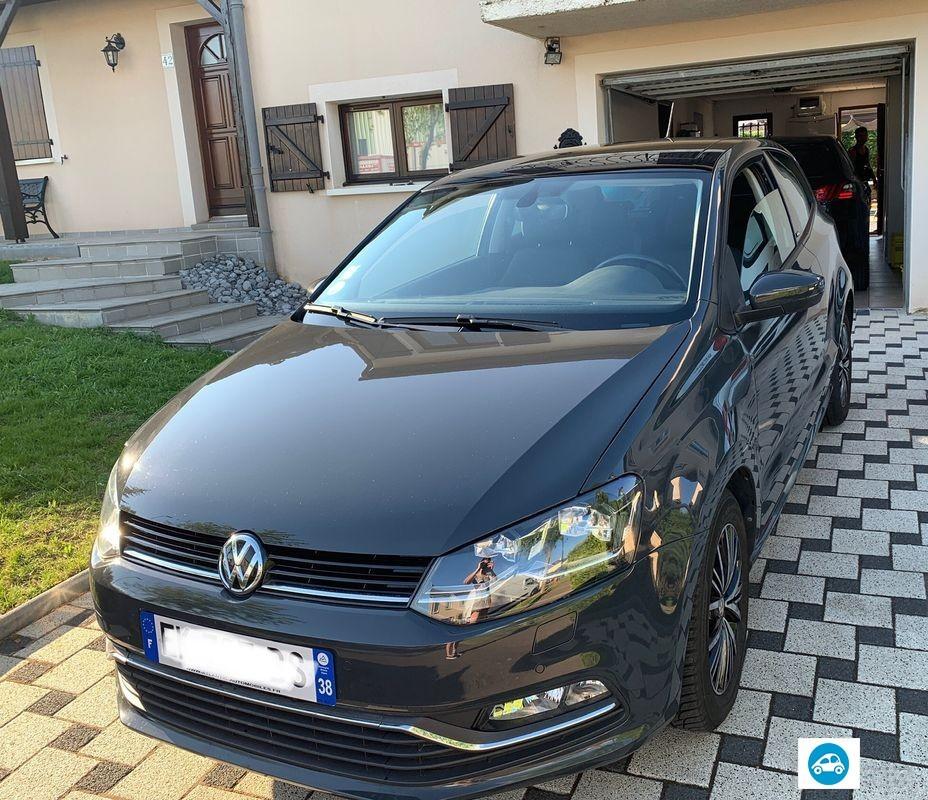 Volkswagen Polo 1.4 TDI Edition Allstar