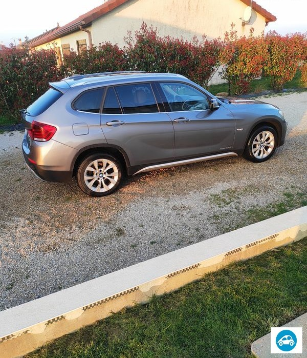 Bmw X1 Sdrive Pack Luxe
