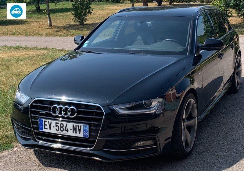 Audi A4 Avant Quattro S Line S Tronic