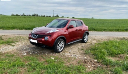 Nissan Juke Pure Drive Techna