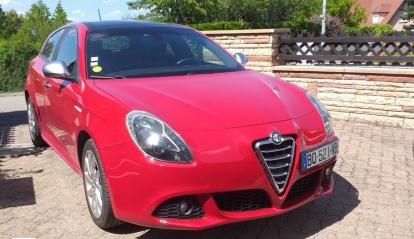 Alfa Romeo Giullietta 2.0 JTDM Selective