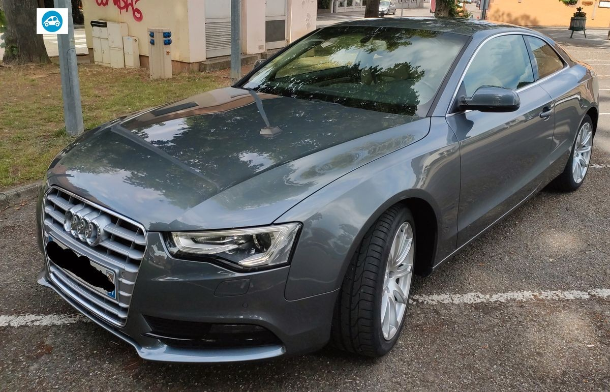 Audi A5 Coupe Multitronic Ambition Luxe