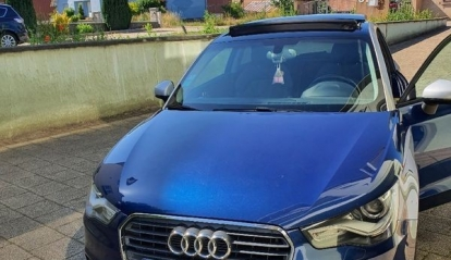 Audi A1TDI S Line