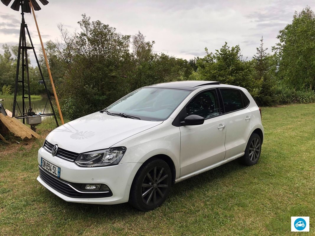 Volkswagen Polo 1.2 TSI Édition CUP