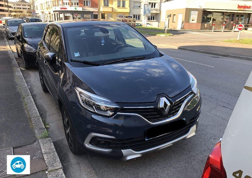 Renault Captur 0.9TCE Energy Intens