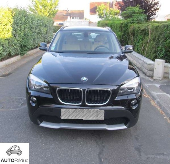 achat bmw x1 xdrive 18d confort d 39 occasion pas cher 16 200. Black Bedroom Furniture Sets. Home Design Ideas