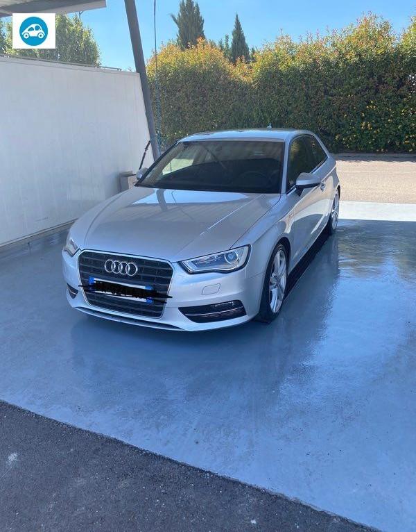 Audi A3 2.0 S Line