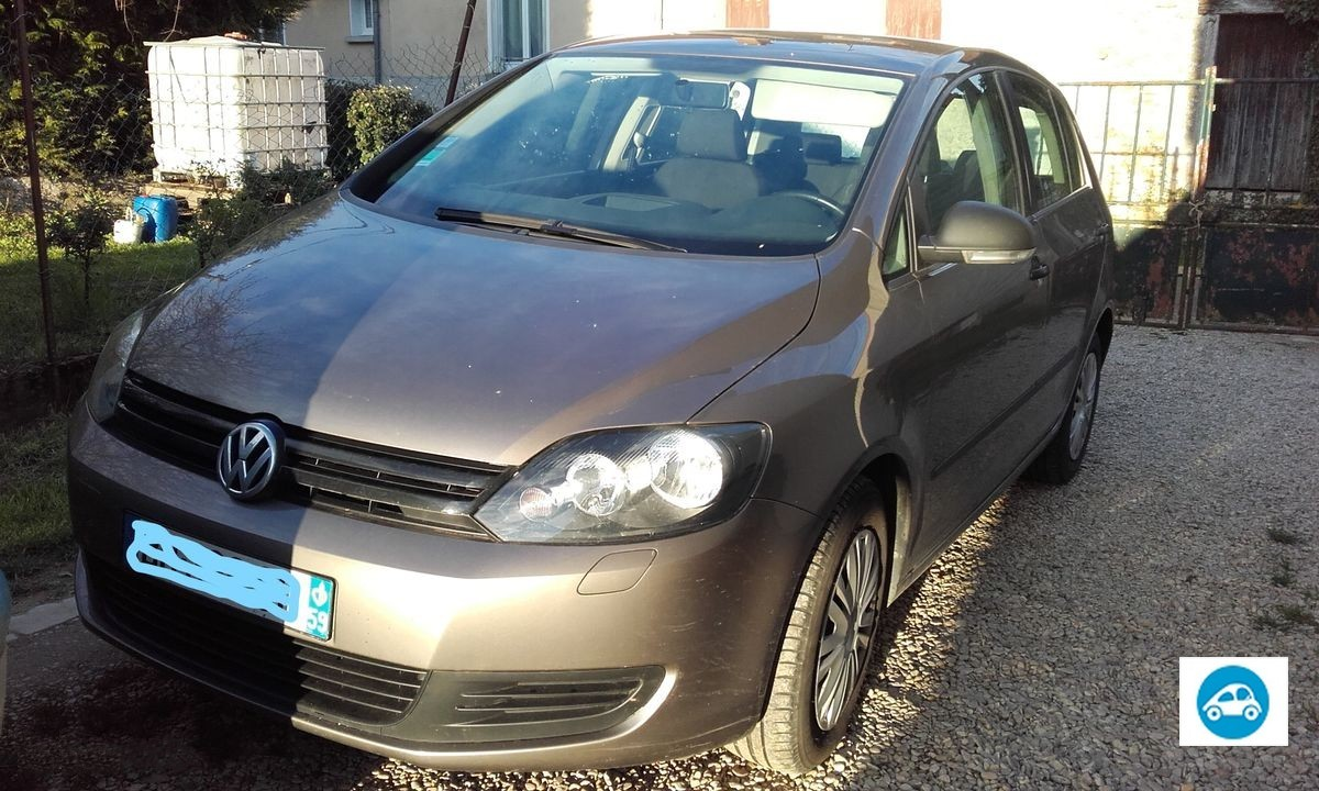 Volkswagen Golf 6 Plus Trendline