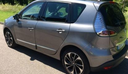 Renault Scenic 1.5 DCI Bose 2015 EDC monospace