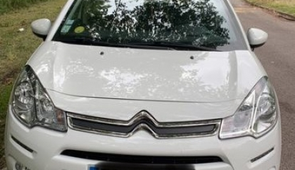 Citroen C3 1.4 HDI FEEL ÉDITION, Pack Chrome