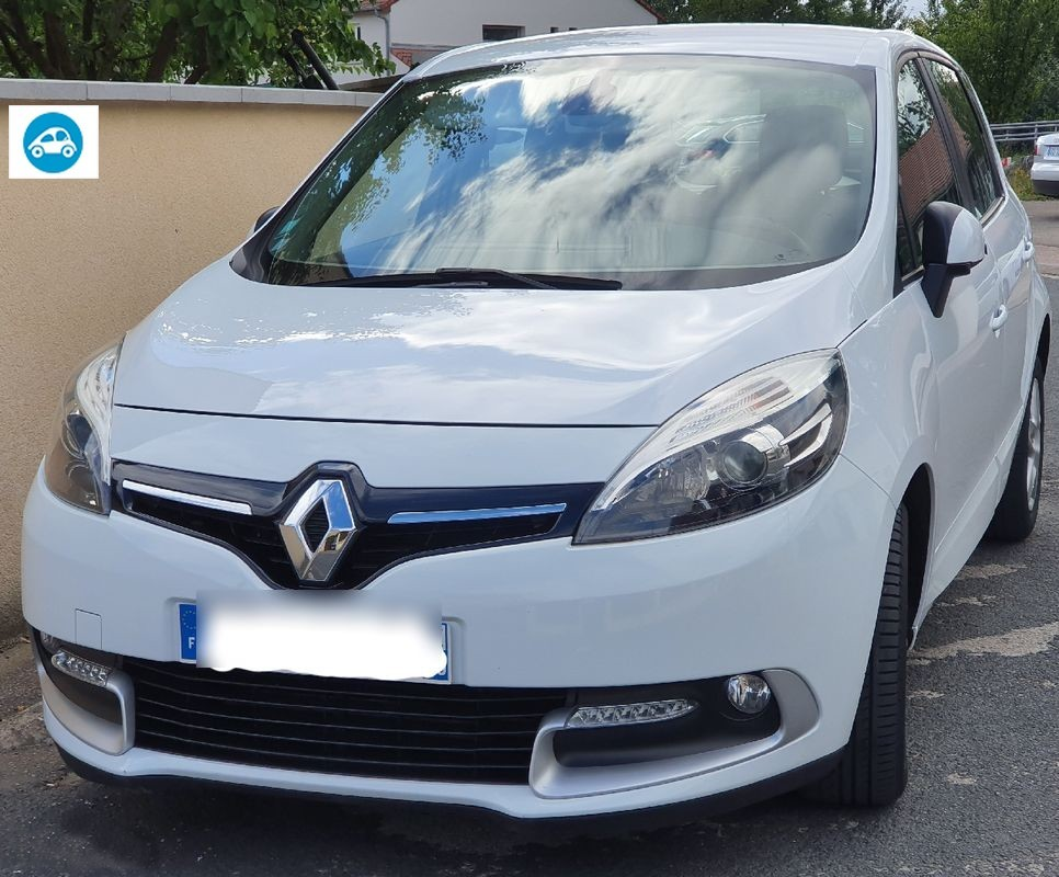 Renault Scenic III 1.5 Energy Business Eco2