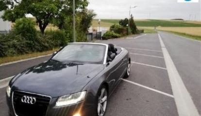 Audi A5 Quattro Cabriolet
