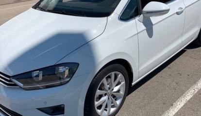 Volkswagen Golf Sportsvan Carat