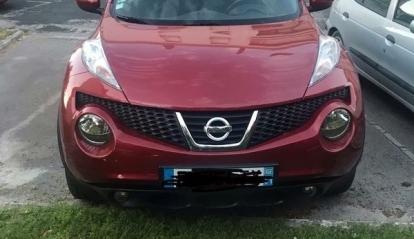 Nissan Juke I Connect Edition
