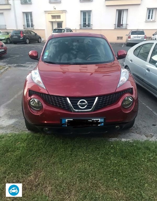 Nissan Juke I Connect Edition