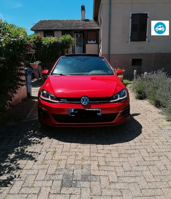 Volkswagen Golf 7 GTI DSG6