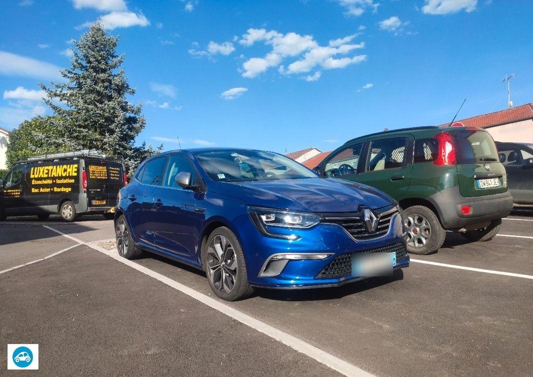 Renault Megane IV GT LINE INTENS DCI 130
