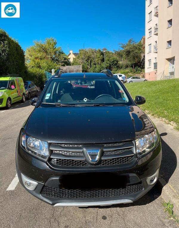 Dacia Sandero Stepway Ambiance 90 Dci