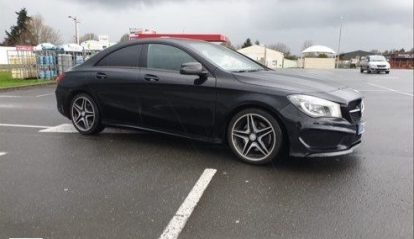 Mercedes Classe CLA 220d AMG Pack Fascination