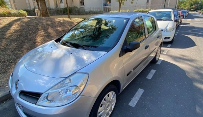 Renault Clio III Diesel Manuelle 2007 Sannois