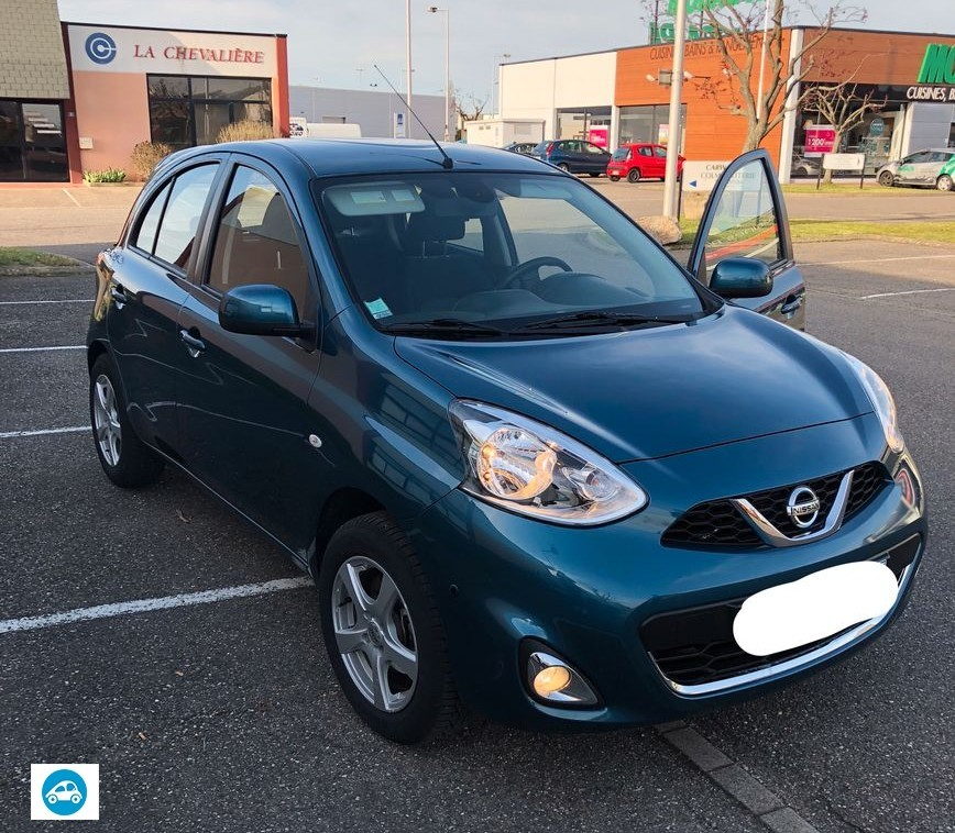 Nissan Micra 1,2 Connect Edition