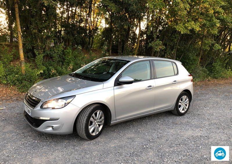 Peugeot 308 1.6 BlueHDi S&S Phase 2