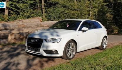 Audi A3 TDi pack S Line