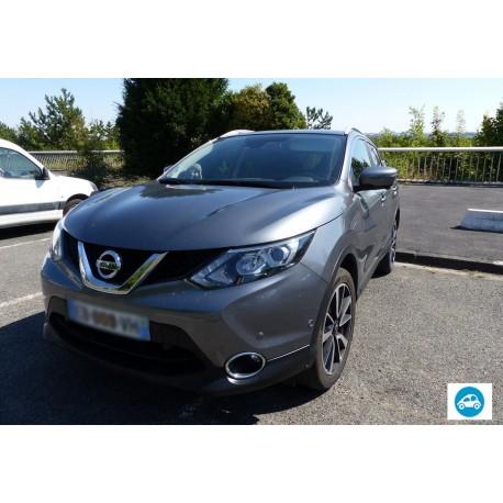 Nissan qashqai 1,6 dCI 130