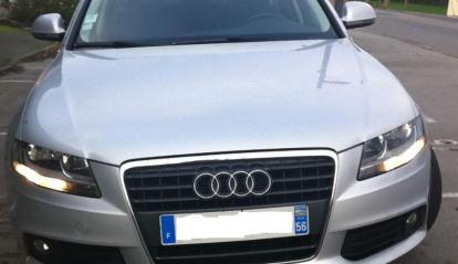 Audi A4 Avant Ambiante