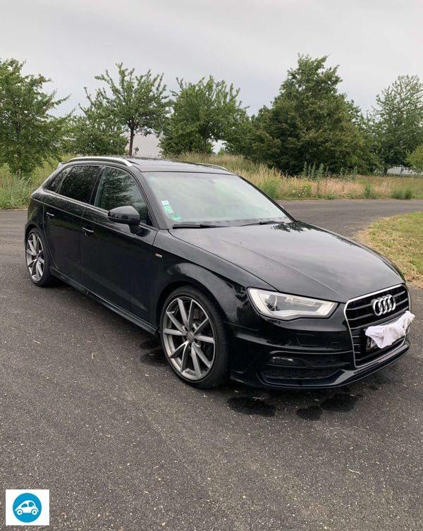 Audi A3 SB S-Line Plus 2.0 Tdi S-tronic