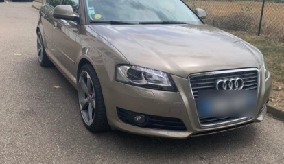 Audi A3 Sportback s-line 2.0 TDI s-tronic