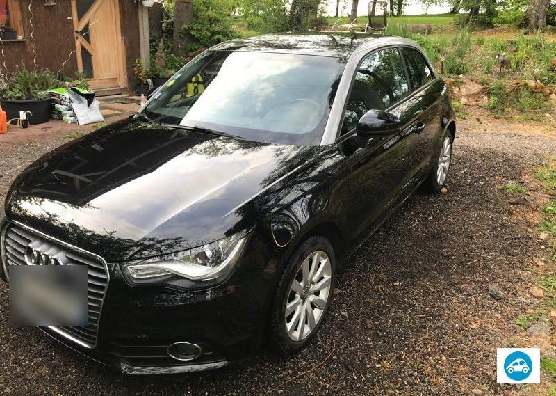 Audi A1 1.6TDI Ambition