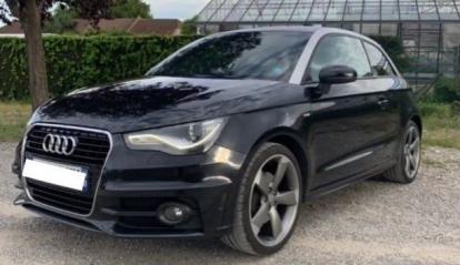 Audi A1 S Line Sportback
