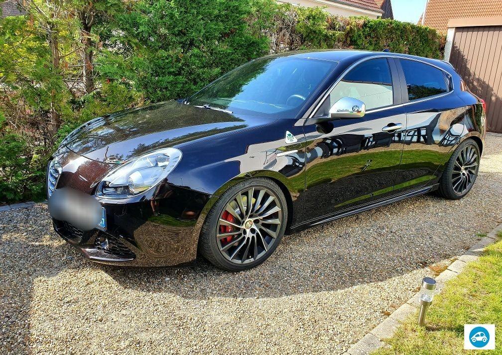 Alfa Romeo Giullietta Quadrifoglio